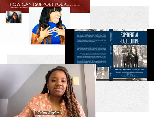World Affairs Seminar Virtual Video Screengrabs